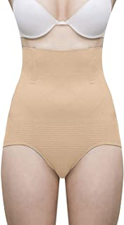 Fabme Women's Plain/Solid Control Panty