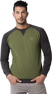 Peter England Men Sweatshirt