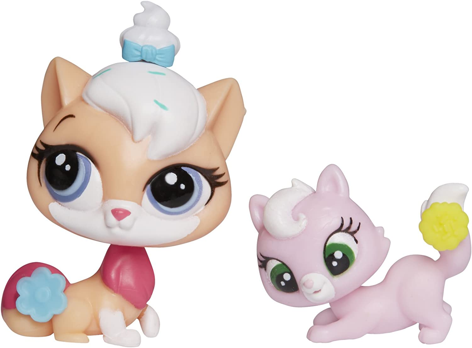 Littlest Pet Shop Pet Pawsabilities Sugar Sprinkles and Kitten