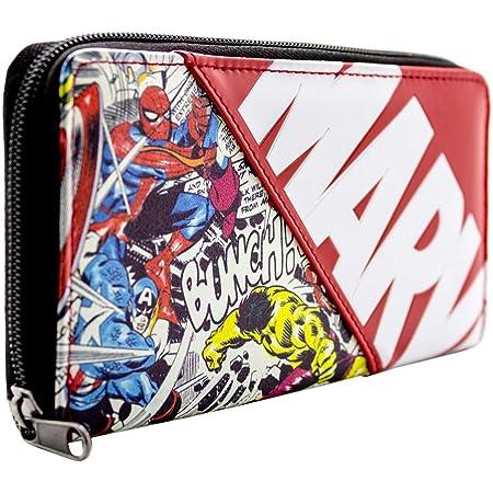 Marvel adventures Perfect Zip Wristlet Bag