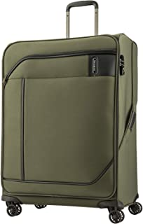 Samsonite Janos Softside Spinner Luggage 73cm with TSA Lock - Olive