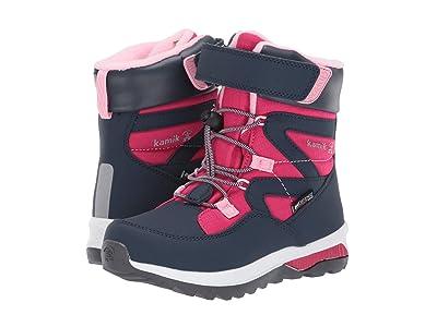 Kamik Kids Rocky (Toddler / Little Kid / Big Kid) (Bright Rose) Girls Shoes
