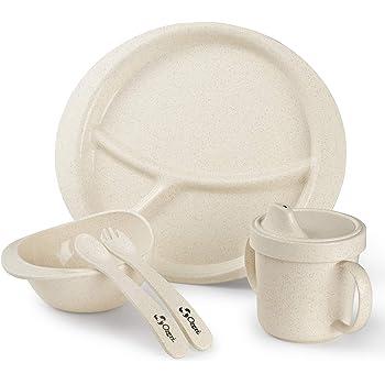 Juego de platos Ozeri, Blanco, Una talla, 1