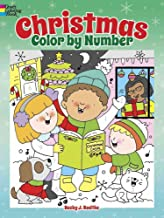 [(Christmas Color by Number)] [By (author) Becky J. Radtke] published on (September, 2015)
