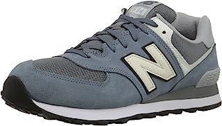 New Balance 男式574低帮运动鞋