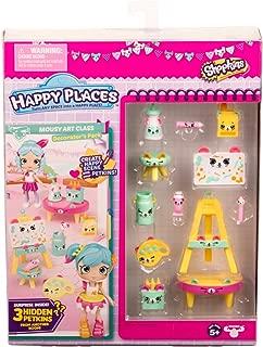 Shopkins Happy Places Season 3 Decorator Pack - Mousy Art Class