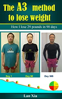 The A3 method to lose weight: How I lose 29 pounds in 90 days