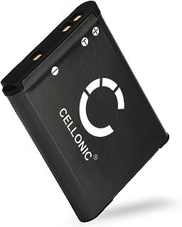 CELLONIC Batería compatible con Nikon CoolPix S33 S32 S2500 S3100 S3300 S3500 S3700 S4200 S4300 S5300 S6800 S6900 S7000 CoolPix W150 W100 A300 A100 compatible con Sony DSC-RX0 EN-EL19 NP-BJ1 700mAh pila repuesto