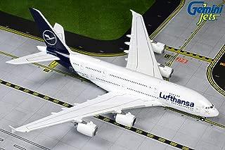 GeminiJets GJDLH1842 1:400 Lufthansa Airbus A380-800 Airplane Model