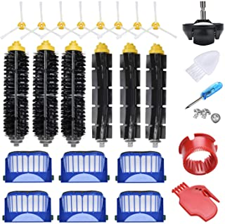 JoyBros 23-Pack Replacement Parts Accessories Compatible for iRobot Roomba 600 Series 690 692 680 660 651 650& 595 585 564...