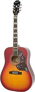 Epiphone Hummingbird Acoustic Guitar,Heritage Cherryburst