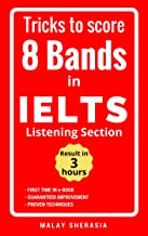 Tricks to score 8 Bands in IELTS - Listening Section