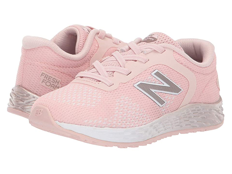 New Balance Kids IAARIv2 (Infant/Toddler) (Oyster Pink/Pink Mist) Girls Shoes