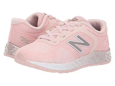 New Balance Kids IAARIv2 (Infant/Toddler) (Oyster Pink/Pink Mist) Girls Shoes
