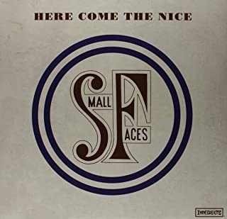 """Here Come The Nice ( 4 CD X 4 7"""" Vinyl Box Set - No Certificate)"""
