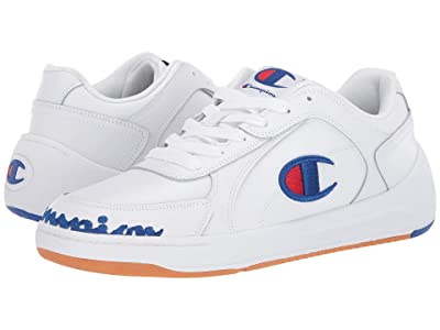 Champion Super C Court Leather (White) Men