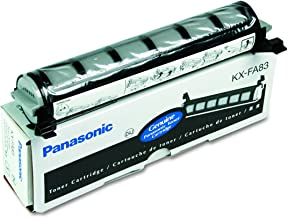 Panasonic KX-FA83 FL511 FL541 FL611 FLM651 FLM661 FLM671 Toner Cartridge (Black) in Retail Packaging