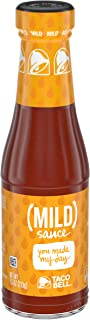 Taco Bell Mild Sauce 7.5 oz. Bottle (Pack of two)