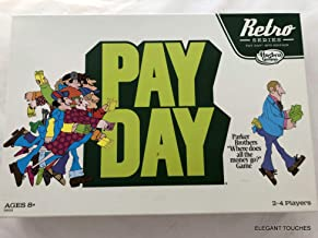 Retro Series Payday Board Game, 1975 Edition – Where Does All The Money Go, The Game of Handling Finances – Ideal Board Games for Families and Game Nights – Collectable Retro Version, Ages 8 and Up