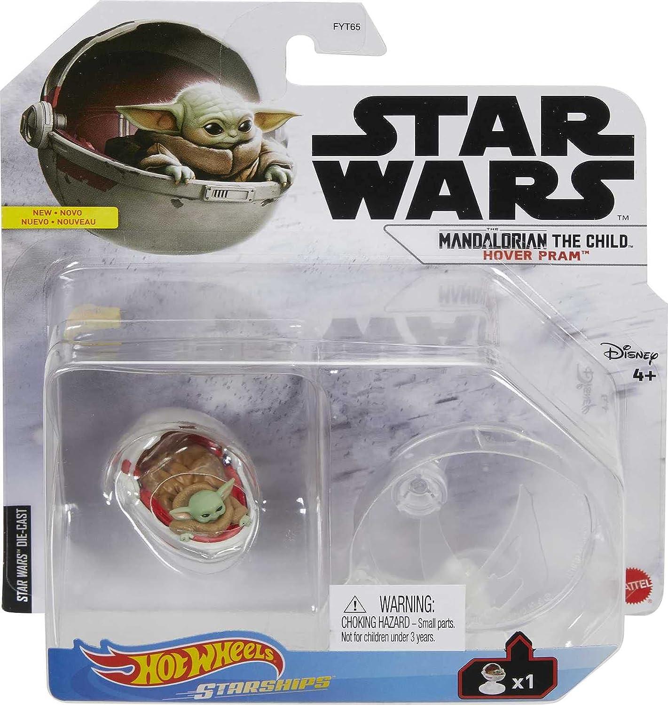"Hot Wheels Star Wars Starships Inspired by Free shipping Superlatite New Mandalorian ""The"