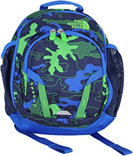 Sprout Toddler/Little Kid Cosmic Blue Griddy Woodland Camo Print/Turkish Sea Backpack Bags