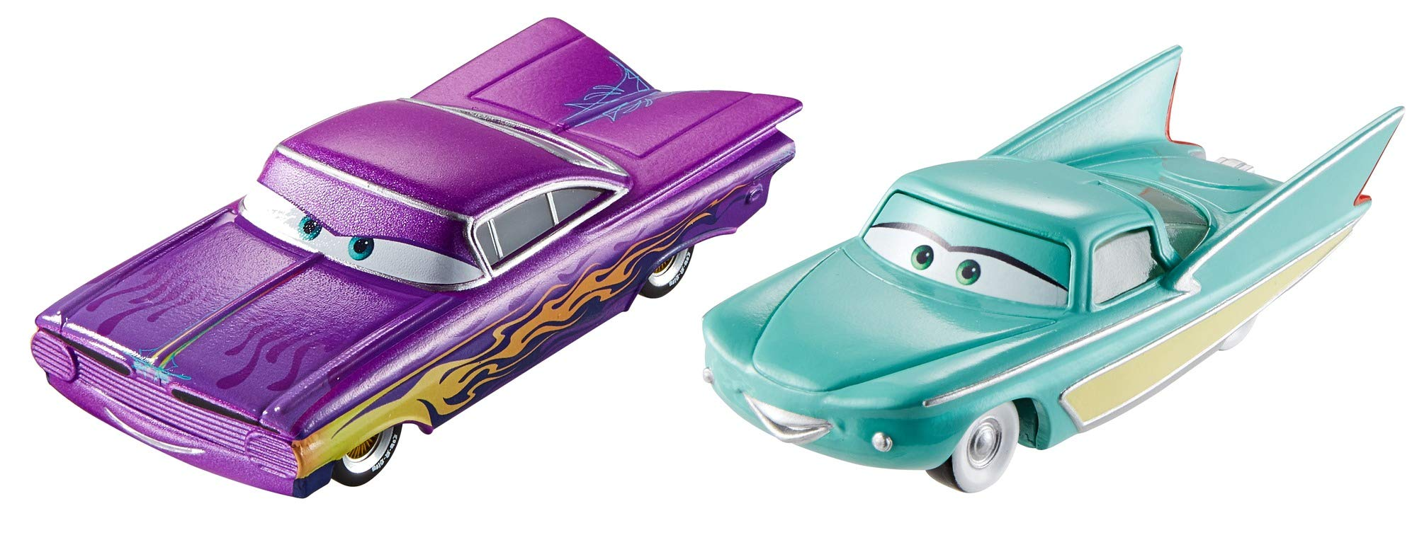 Disney Cars Character Ramone Purple & FLO (2 Pack) Car: Amazon.es: Juguetes y juegos
