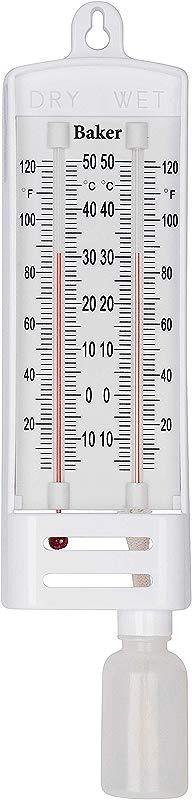 Baker Instruments B6030 Wet Dry Bulb Hygrometer