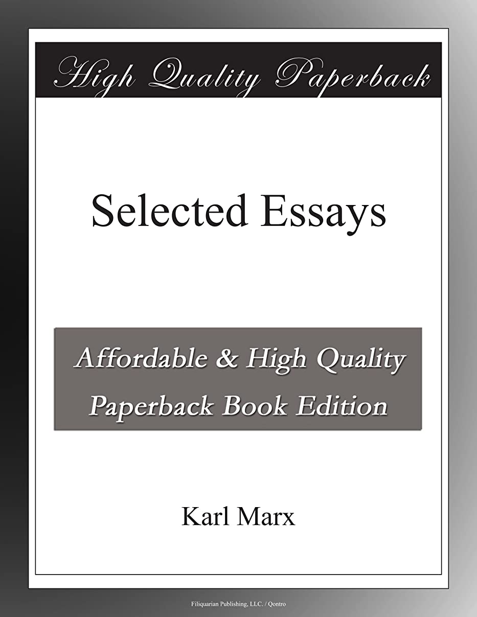 インク整理するピカソSelected Essays