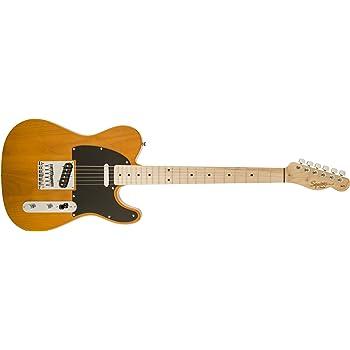 Fender Squier Affinity Telecaster, Butterscotch Blonde, Maple Fingerboard