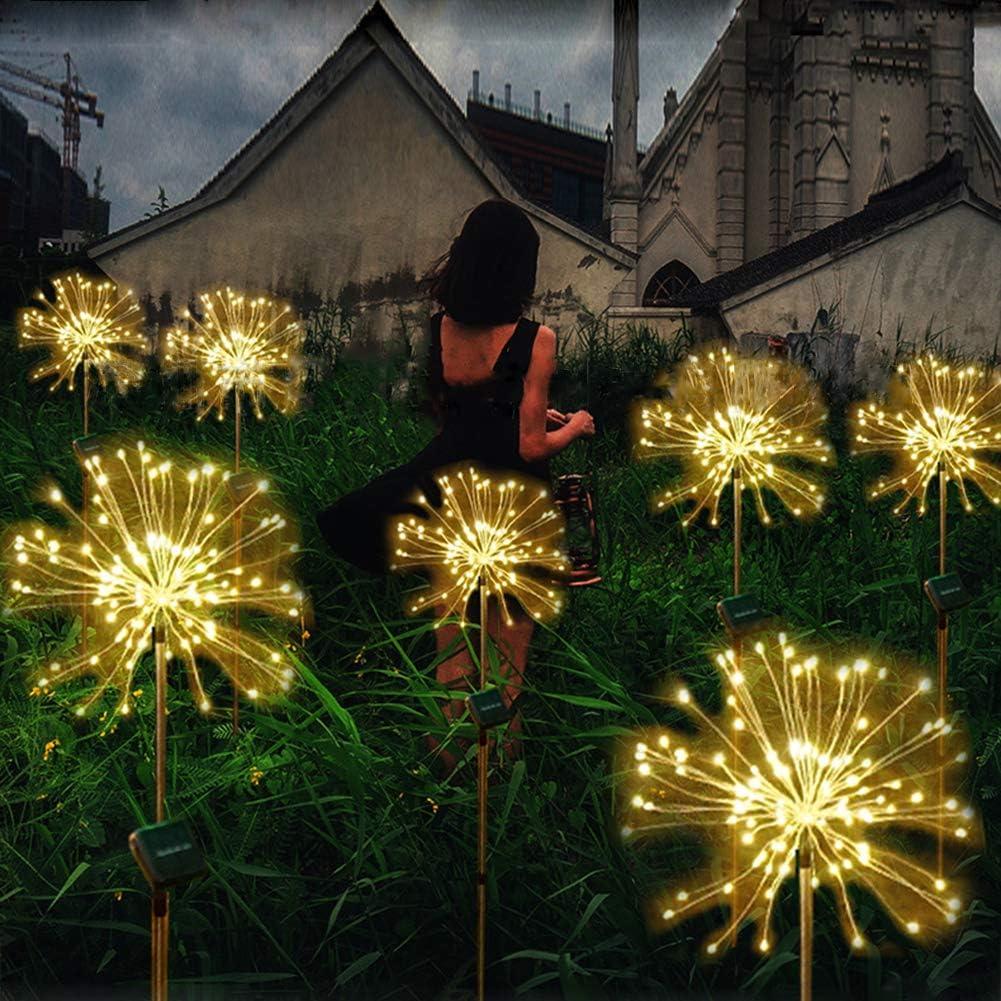 E-lip Solar Garden Lights Sale 2 120 PCS LEDs Starburst Light [Alternative dealer]