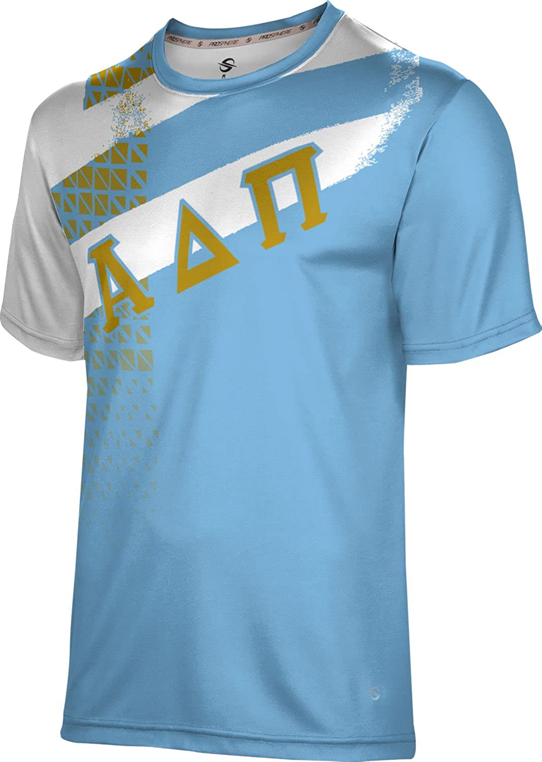 Oakland Mall ProSphere Alpha Delta Direct stock discount Pi Men's T-Shirt Structure B Performance