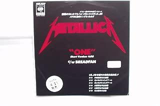Metallica / One / Japan promo 7