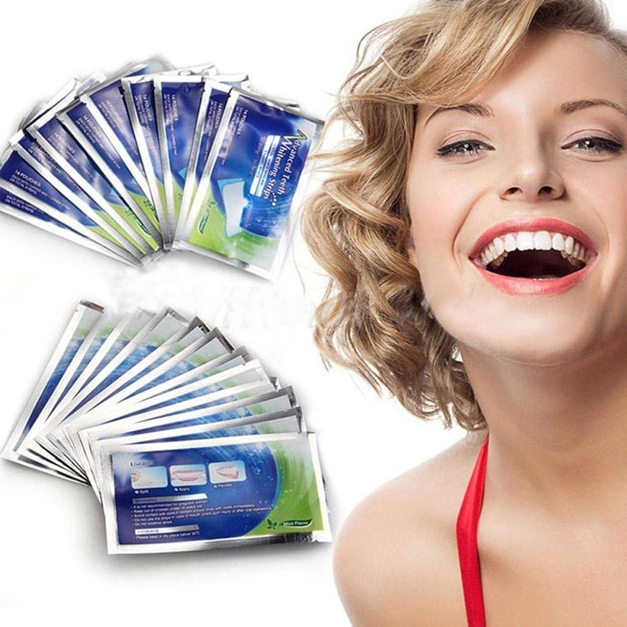 円形のプレフィックスアウター歯ケア 歯を白 歯 ホワイトニング 歯 マニキュア 14セット ホワイトニング歯磨き粉(28個) …