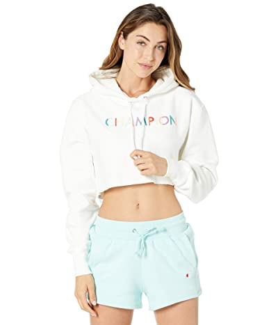 Champion LIFE Cropped Reverse Weave(r) Pullover Hoodie