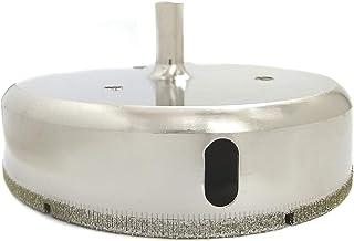 Best DRILAX 4 1/2 Inch Diamond Hole Saw Drill Bit Porcelain Tile Ceramic Glass 4.5 Inch Standard Shank Review