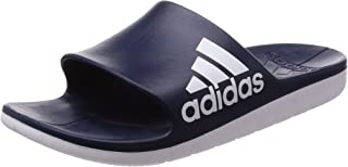 buy popular eeb6f 65162 adidas Men Sandals Swimming Aqualette Cloudfoam Slides Pool Beach Sporty