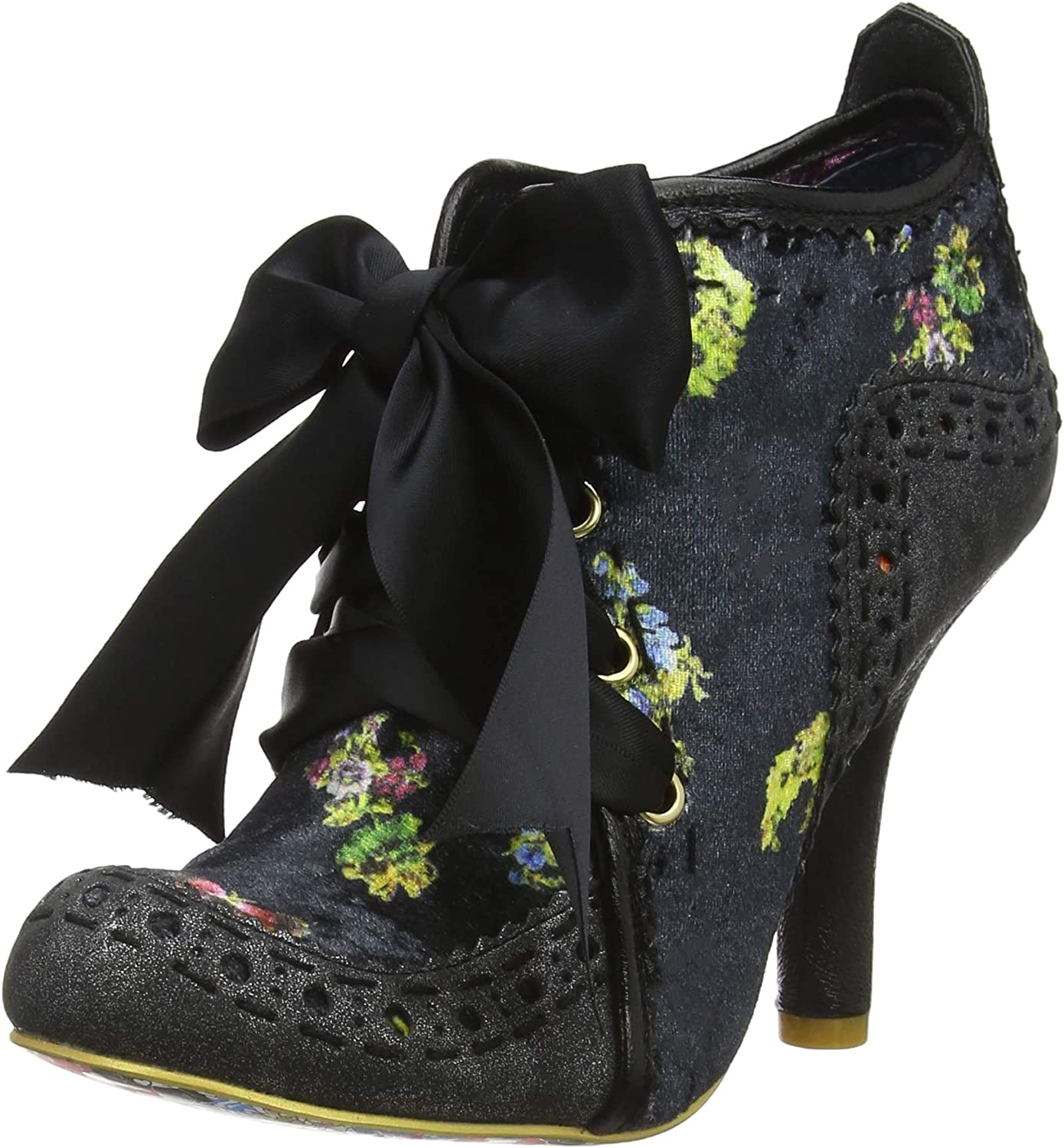Irregular Choice Abigail's Third Party Womens Ankle Boots