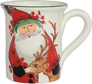 Vietri Old St. Nick 2019 Limited Edition Mug