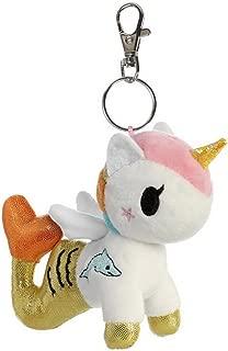Tokidoki Aurora Mermicorno Plush Clip-On Figure - Perla