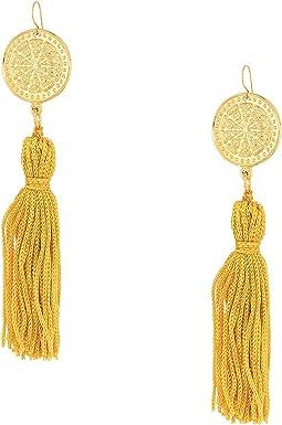Aliza Tassel Earrings