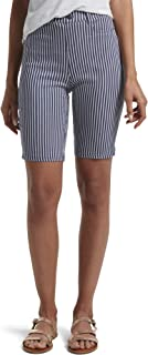 HUE Women's Ultra Soft High Waist Bermuda Shorts