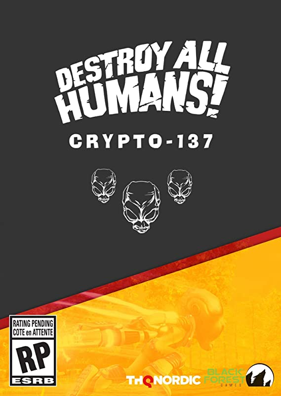 Destroy All Humans Crypto 137 Edition PC
