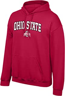 Elite Fan Shop NCAA Hoodie Sweatshirt Team Color Arch