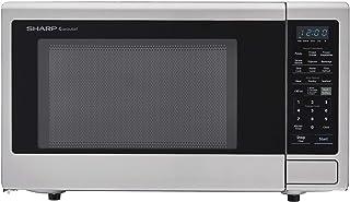 Sharp ZSMC2242DS - Horno microondas (1200 W, acero inoxidabl