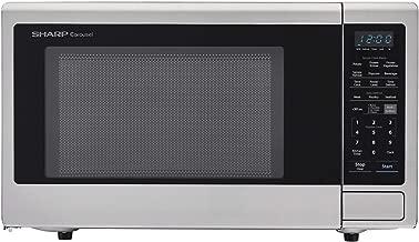 Sharp ZSMC2242DS Countertop 1200 Watt Microwave Oven, 2.2 cu. ft, Stainless Steel