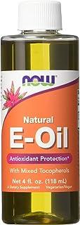 E Liquid, 80% Mixed Tocopherols Now Foods 4 oz Liquid