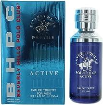 Beverly Hills Polo Club Active Edt Spray 3.4 Ounce