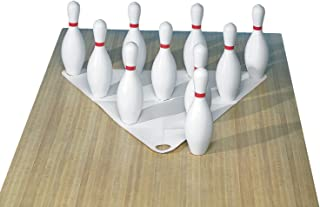 Cosom Indoor Bowling Lane For Use With Lightweight Plastic or Foam Pins and Balls, Physical Education Equipment, Childrens Bowling Lane, Plastic Bowling Equipment, Childrens Toy Bowling Lane