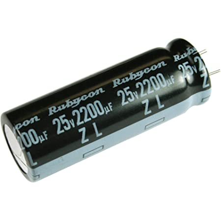 Capacitor 100uf 400v 105 ° c rubycon kxw