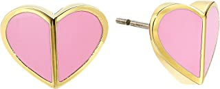 Best kate spade pink heart earrings Reviews